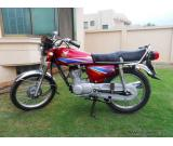 Honda CG-125 for sale in mint condition