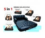 Air Lounge 5 in 1 Sofa Cum Bed Telebrand