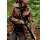 Hunger Games Katniss Everdeen Leather Jacket