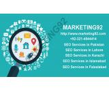 Marketing92 is top SEO Company in Lahore, Pakistan