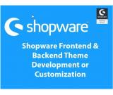 I Will Design And Developed A Killer Shopware Themes