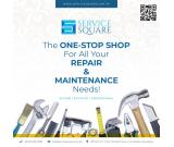 Maintenance and Repair | Handyman Services | Service Square | Islamabad