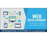 Cost-effective, User Friendly Web Design & Development