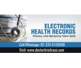 Electronic Medical Record Management Software