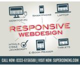 Mobile Responsive Website Design & Development