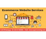 Website Design Services | Ecommerce Development Services