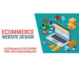 eCommerce Store Website Design & Development