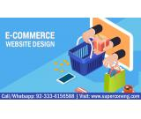 Best Ecommerce Store Website Development Company
