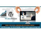 Hire Wordpress Website Design Experts