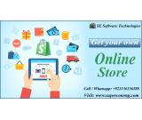 Online Shop (eCommerce Web Store) in cheapest Price