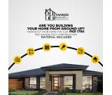 Get Complete Finished Home Constructed for Just  PKR 1790 per Square Feet