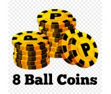 8 Ball Pool Coin