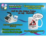 Customized Mug Printing Business Package