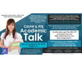 CELPIP & PTE Academic Talk – March 23, 2019