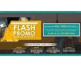 PTE FLASH PROMO March 20-30, 2019