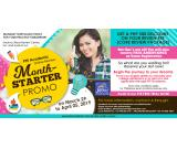 JROOZ PTE Academic Online Review Month Starter Promo on March 29-April 05, 2019