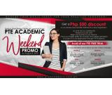 JROOZ PTE ACADEMIC WEEKEND PROMO August 3, 2019
