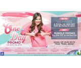 JRooz One Day Promo on May 18, 2019