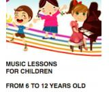 Teacher of music / piano / guitar for children (Warszawa)