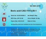Boric Acid Manufactory Supplier CAS 11113-50-1 with Best Price
