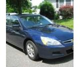 fairly used 2006 honda accord Ready to go