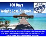 100 Days Weight Loss Support for Free
