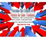 Pattaya Real Estate Hotel Data Base for Sale