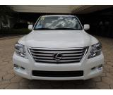 2011 LEXUS LX 570 Sport Utility for sale, GCC/GULF Specifications