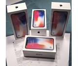 PURCHASE NOW: IPhone X 256GB factory Unlocked to any carrier buy 3 get 1 free with Apple watch·