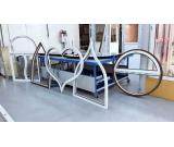 BENDING PVC AND WRAPPING ALUMINIUM, PVC AND MDF MACHINES