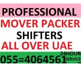PROFESSIONAL HOUSE FURNITURE MOVERS PACKERS & SHIFTERS 055 4064561 ABU DHABI