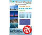 1 Day Process UAE Dubai Tourist & Visit VISA