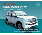 Toyota Land Cruiser 200 Diesel 4.5 GXR8 ZT2 MY 2017 SUVs from UAE