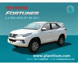 Toyota Fortuner 2.4 Diesel Auto ZT1 MY 2017 from UAE