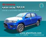 NEW !!  Toyota Hilux 4.0 Gasoline Auto Double Cabin 4X4 GLX TRD NAVI ZT9 MY 2018 from UAE