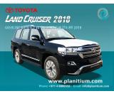 Toyota Land Cruiser 200 Gasoline Auto 5.7 VX-E 8 S.SPL FLR ZT4 MY 2018 from UAE