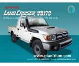 2018 Toyota VDJ79 4.5 Diesel Man SC Pick Up Snorkel ZT3 from UAE