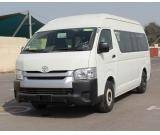 Brand New YM 2018 Toyota Hiace High Roof 2.7 L Petrol