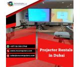Choose the Right Projector Rental for Product Launch in Dubai