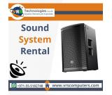 Sound System Rental in Dubai for Meetings and Conferences