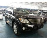 For sale 2011 Lexus LX 570 Black