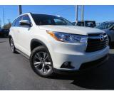 My 2014 Toyota Highlander XLE Full Options