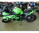 2012 Kawasaki ZX10R with low miles on it
