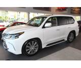 Selling my 2017 Lexus LX 570 for $19,000 USD