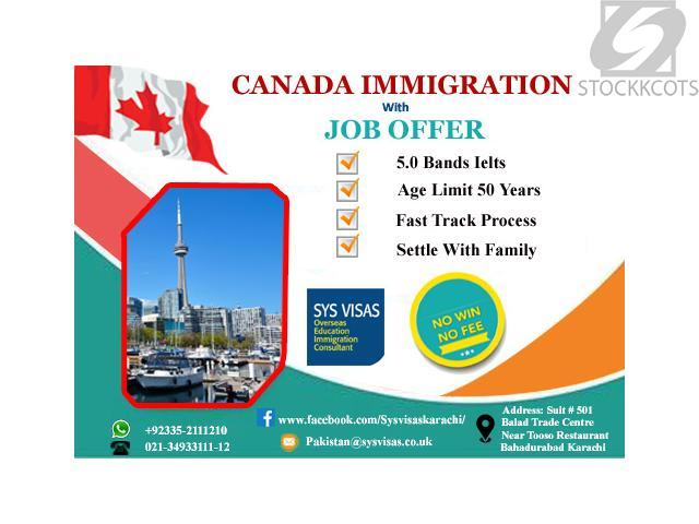 CANADA IMMIGRATION WITH JOB OFFER dubai - Free classifieds