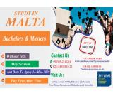 Study In Malta Bachelors & Masters