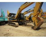 Used Ca t 325d Excavator Original Japan Machine