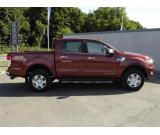 RED 2016 FORD RANGER
